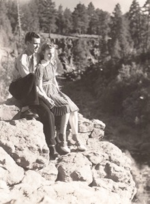 My husband's grandparents showed amazing love their entire lives